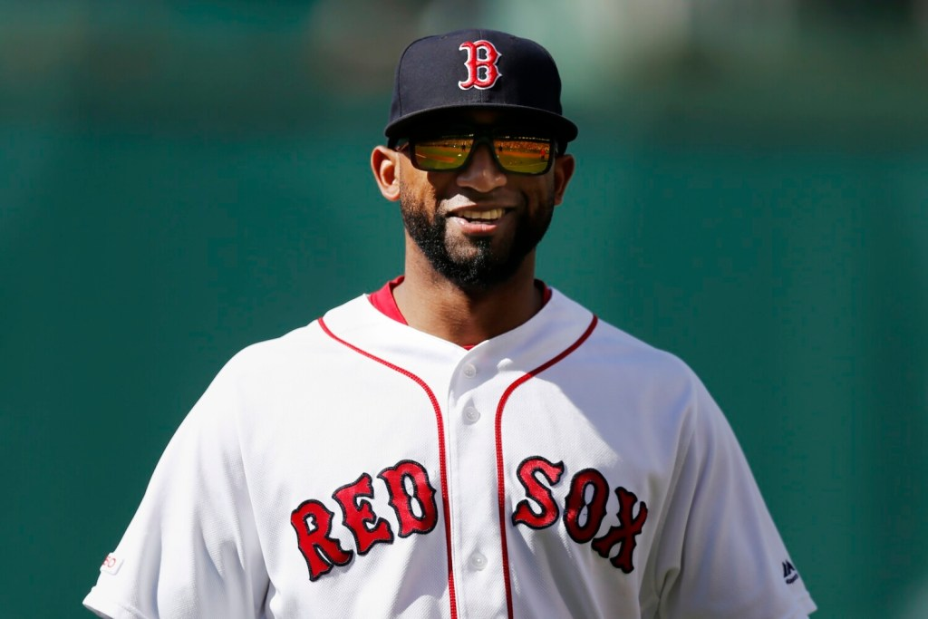 The Red Sox designated infielder Eduardo Nunez for assignment on Monday. Nunez is hitting .228 in 60 games this season.