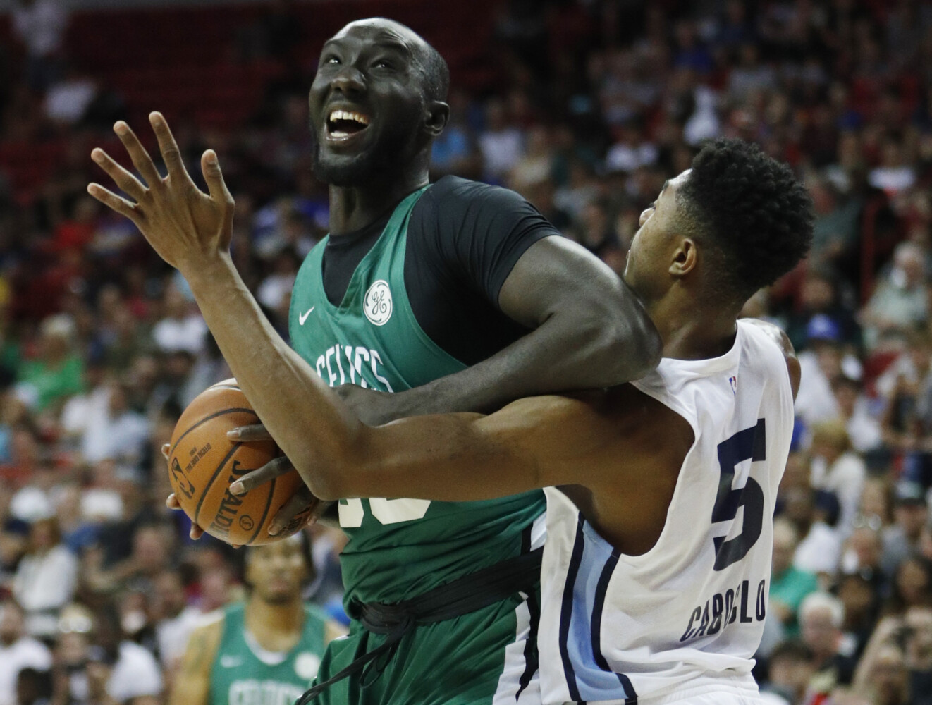 Tacko Signs New Deal with Celtics