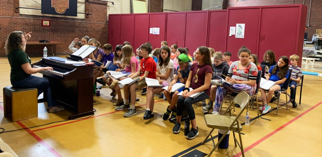L-A Community Little Theatre Summer Camp to begin performing
