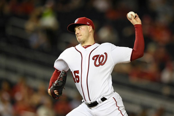 MLB roundup: Nationals top Phillies to close in on playoff berth