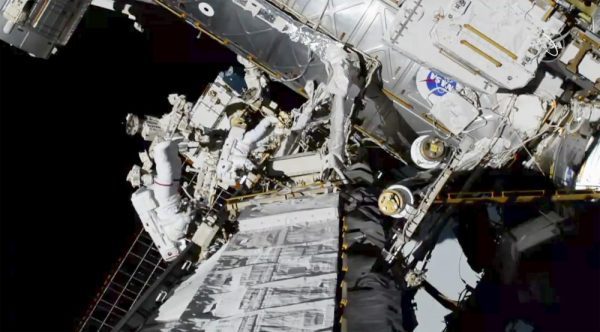 Maine astronaut Jessica Meir steps into history as she completes all-female spacewalk