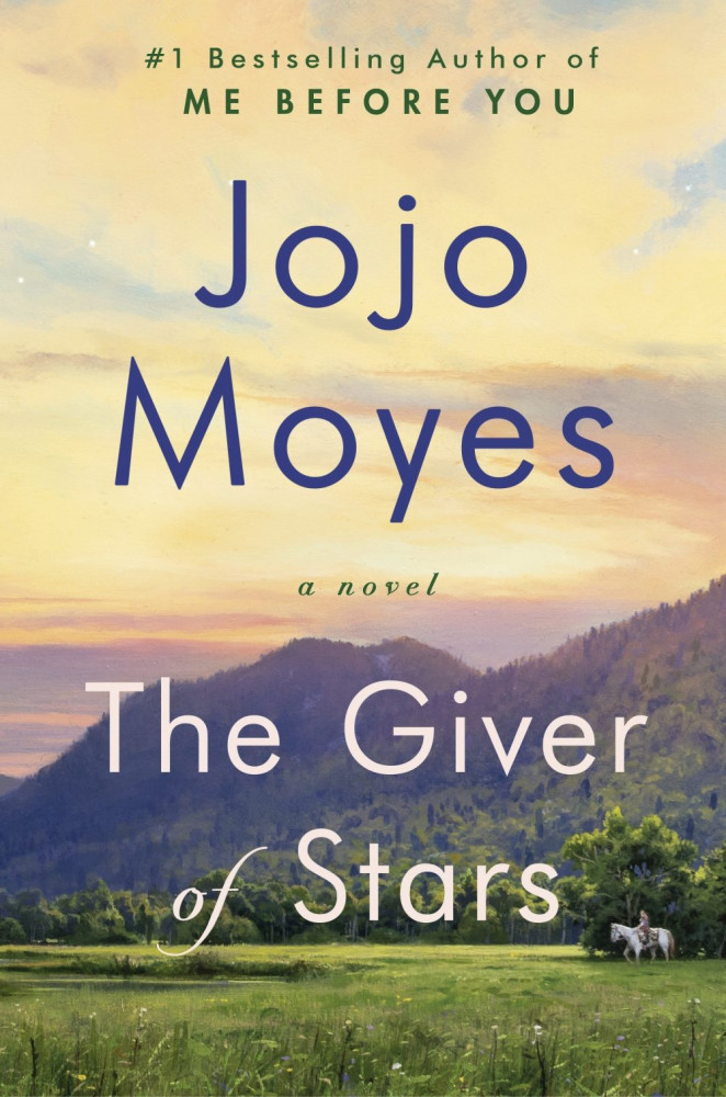 """""""The Giver of Stars,"""" a novel by Jojo Moyes"""