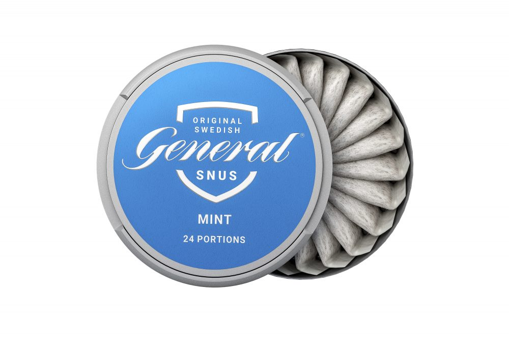 "On Tuesday, the U.S. Food and Drug Administration endorsed ""General Snus"" pouched smokeless tobacco as less harmful than cigarettes. The pouches go in between the cheek and gums and the liquid is swallowed as opposed to spit."