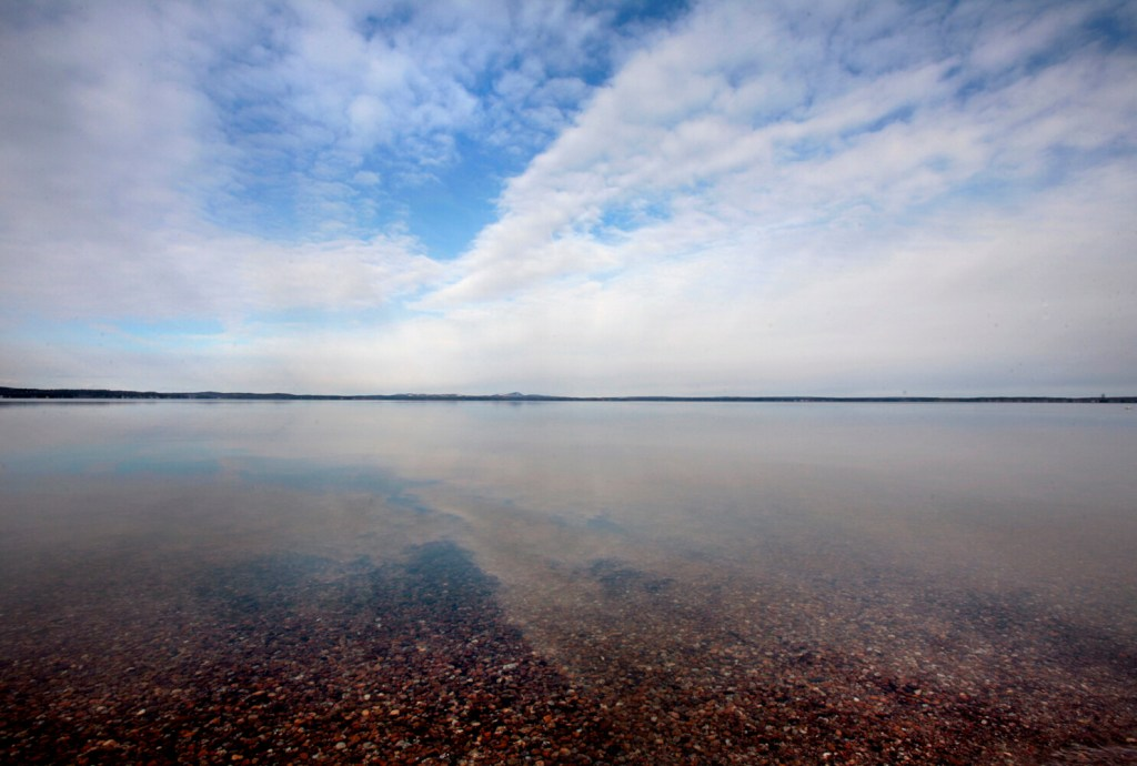 Sebago Lake is Maine's second-largest and deepest lake, and one of a small number of public water sources that are so clean that the federal government does not require filtration before treatment.