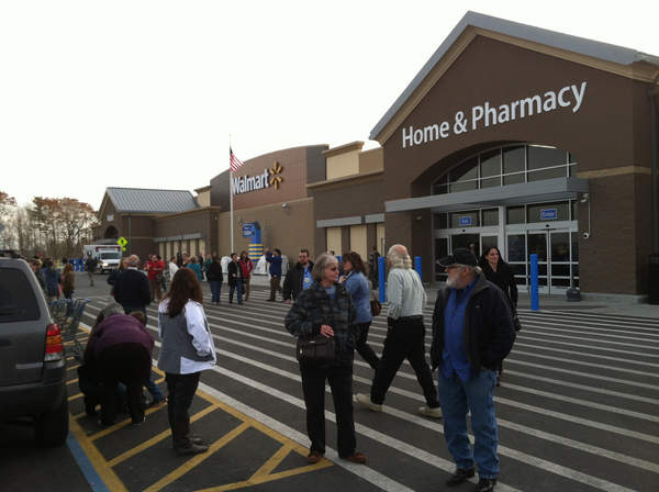 Walmart is seeking to have the tax assessment on its Thomaston store for 2018-2019 reduced from $15,464,000 to $7.4 million. This would cut its tax bill by $168,780. A similar request for its 2018-2019 assessment has also been sought by Walmart.