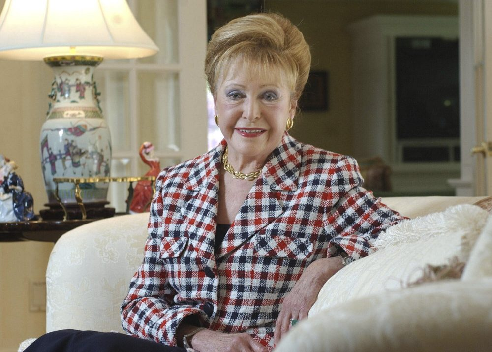 Mary Higgins Clark died in Naples, Fla., of natural causes.
