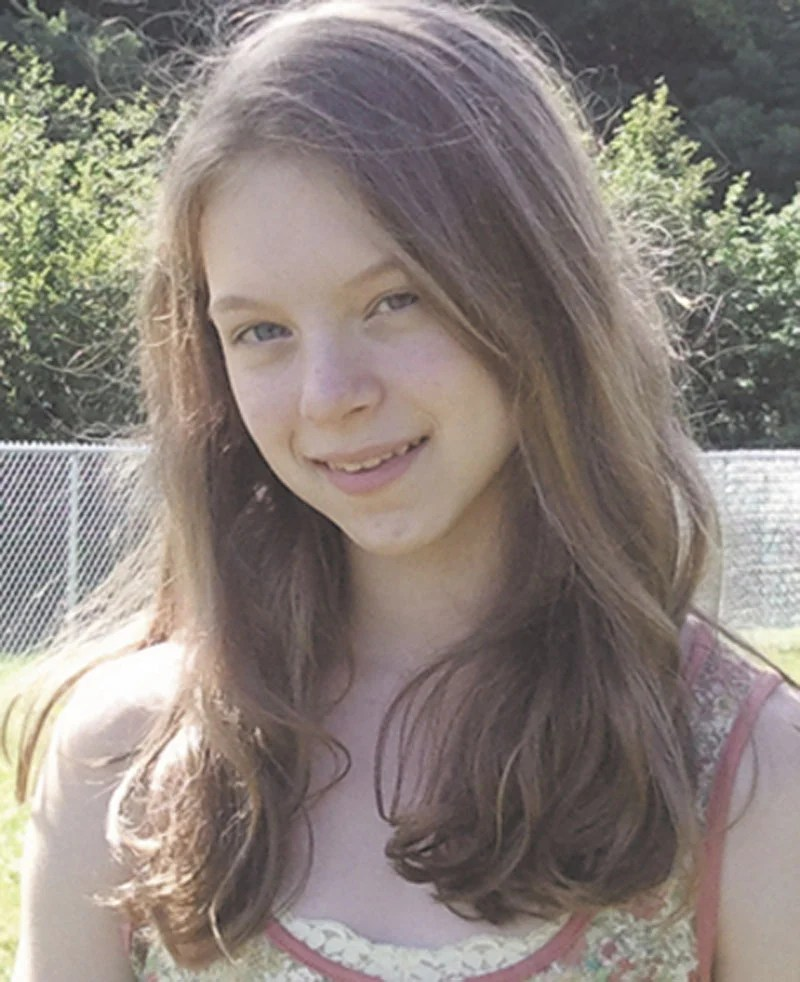 Julia Bluhm, 14, of Waterville, started a online petition April 19 asking Seventeen Magazine to run at least one unaltered photo spread a month. By Tuesday the petition had 84,000 signatures.