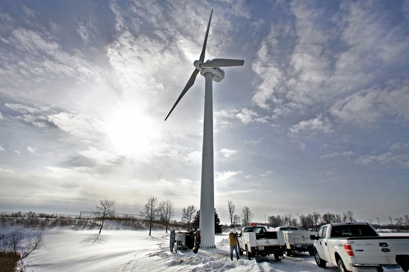 Wind-power advocates are not confident that Congress will extend a federal renewable energy production tax credit that expires Dec. 31.