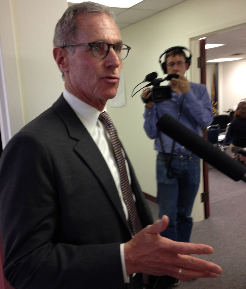 Fred Karger, a gay-rights activist from California, filed the complaint against NOM with the Maine ethics commission and is considering filing a similar complaint in New Hampshire.