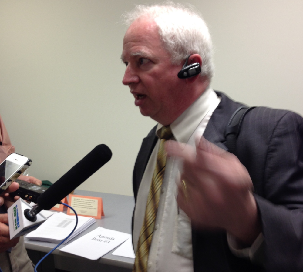 John Eastman, attorney and board chairman for the National Organization for Marriage, said NOM would appeal Wednesday's ruling.