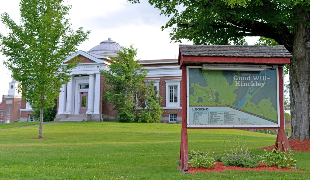 Good Will-Hinckley, seen on Wednesday, has withdrawn its offer to hire House Speaker Mark Eves as its next president, after Gov. Paul LePage reportedly threatened to withhold state funding for the school.