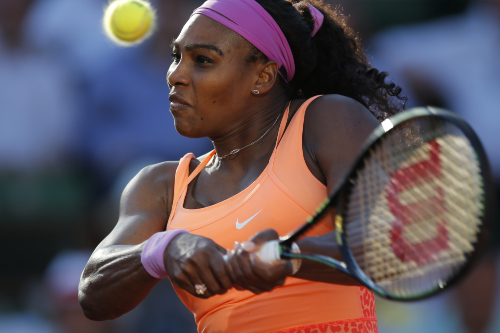 Serena Williams is the No. 1 seed for the upcoming U.S. Open tournament.