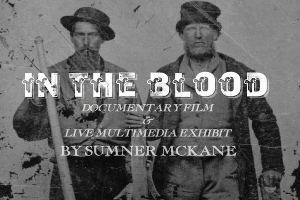 """Johnson Hall Performing Arts Center in Gardiner will present """"In the Blood"""" at 7:30 p.m. Saturday, Sept. 5th at 7:30 pm. Doors open at 7 p.m."""