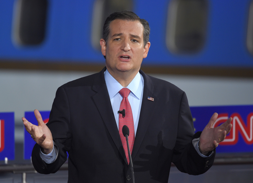 Sen. Ted Cruz's presidential campaign focuses heavily on Iowa, where social conservatives could reward his efforts to defund Planned Parenthood.