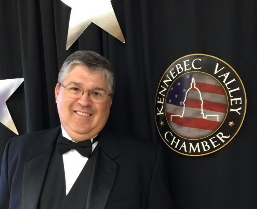 Kennebec Valley Chamber of Commerce President and CEO Ross Cunningham is gearing up for the chamber awards banquet on Jan. 22.