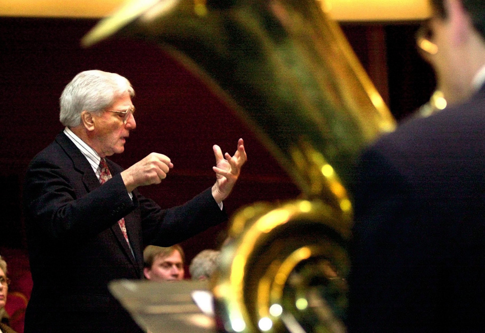 Peter Ré leaves a legacy of music at Colby, Waterville and beyond