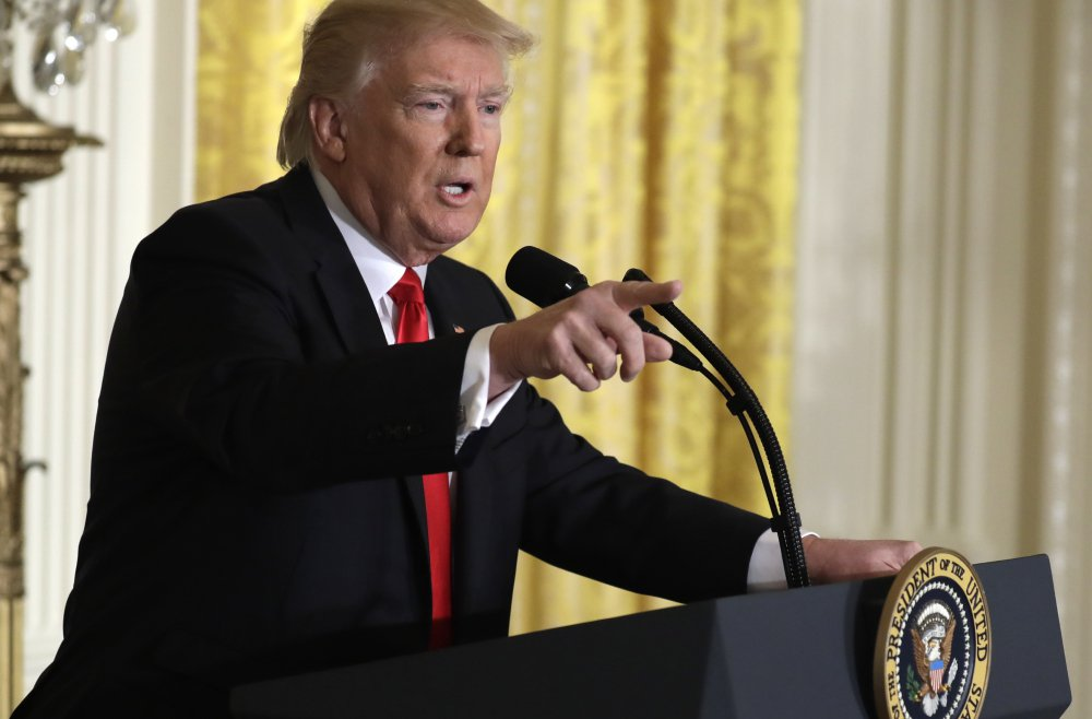 President Trump is due to visit the facilities at Boeing's 787 Dreamliner plant in North Charleston, S.C., on Friday.
