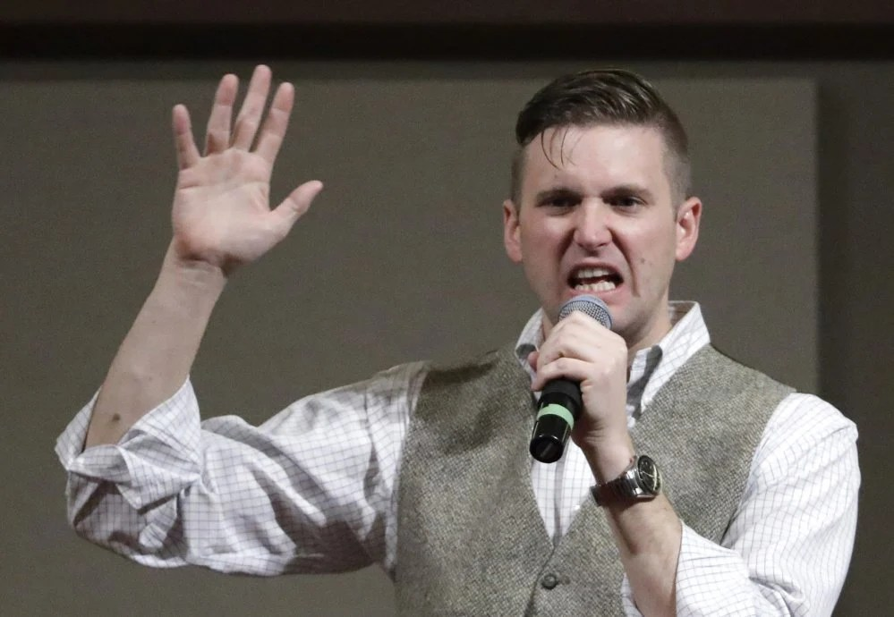 """Richard Spencer has frequently attended CPAC without incident but was expelled this year after a speaker called his brand of alt-right politics """"sinister."""""""