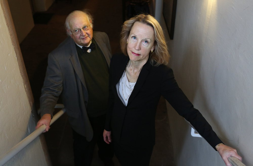 Princeton economists Angus Deaton and Anne Case continue to report on sickness and early death among white, middle-aged, working-class Americans. Yana Paskova for The Washington Post