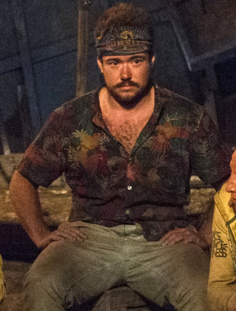 Zeke Smith was outed as transgender by a fellow 'Survivor' competitor on Wednesday's episode.