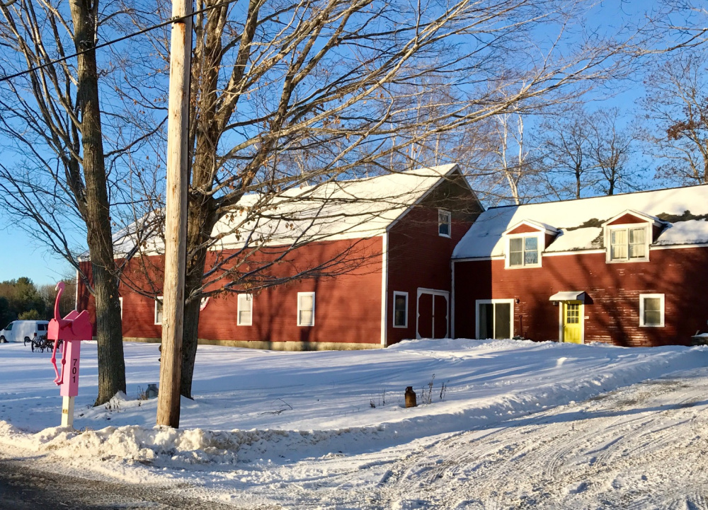 Neighbors of Cathy and Parris Varney of 701 Neck Road in China, who had proposed using their barn as a commercial wedding venue, allege that the couple are renting out their barn as an event space without a permit, claims the Varneys deny.