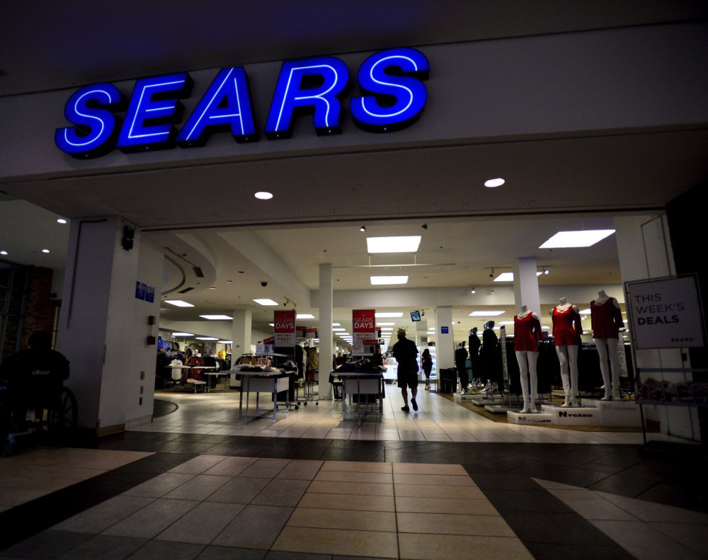 Liquidation sales are expected to begin by the end of June at 18 struggling Sears stores and two Kmarts, according to real estate trust that owns the properties.
