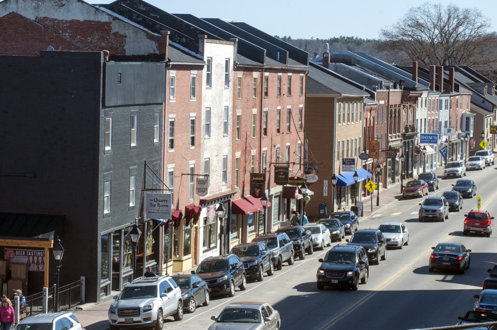 The Hallowell City Council plans to hold a public hearing July 10 to discuss changing a noise ordinance to allow outdoor music on Water Street past 9 p.m. during city-sanctioned events, including Old Hallowell Day.