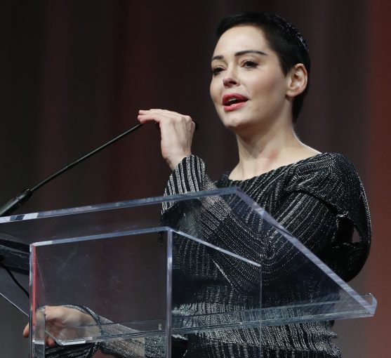 Actress Rose McGowan recently went public with her allegation that Harvey Weinstein raped her.