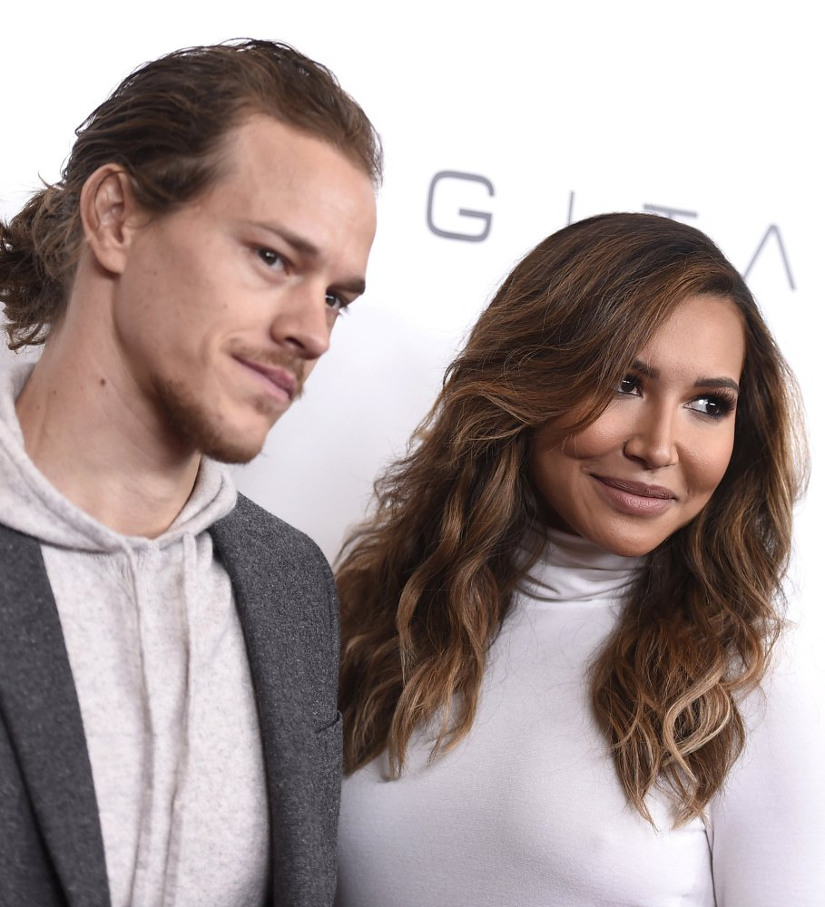 Naya Rivera is charged with domestic battery on her husband, Ryan Dorsey.