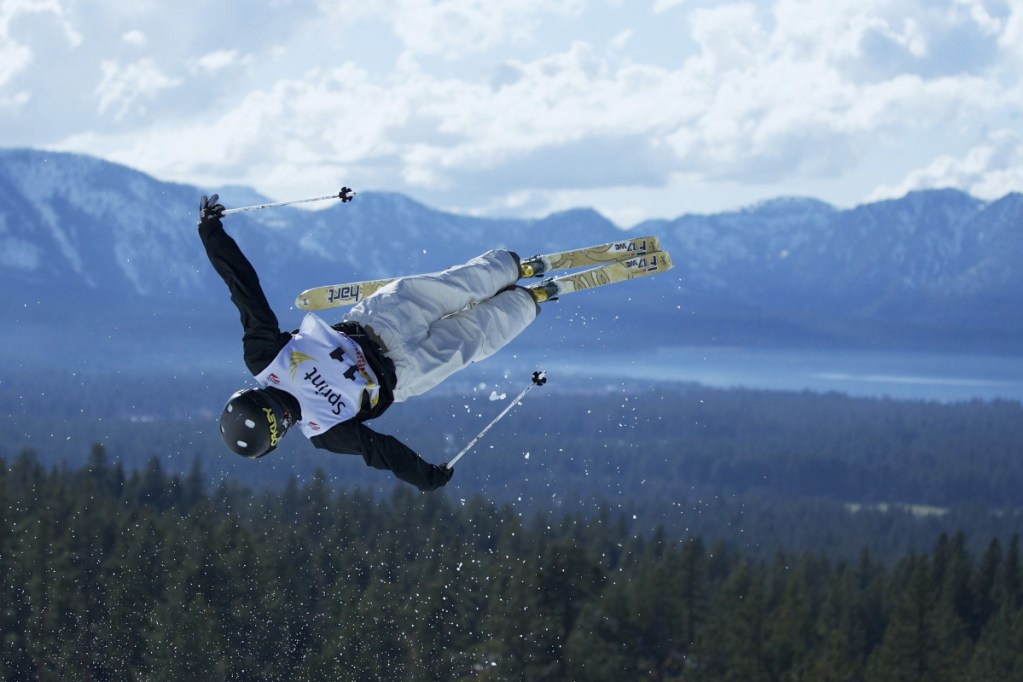 Troy Murphy of Belfast was notified Monday evening that he has been named to the U.S. Olympic men's moguls team.
