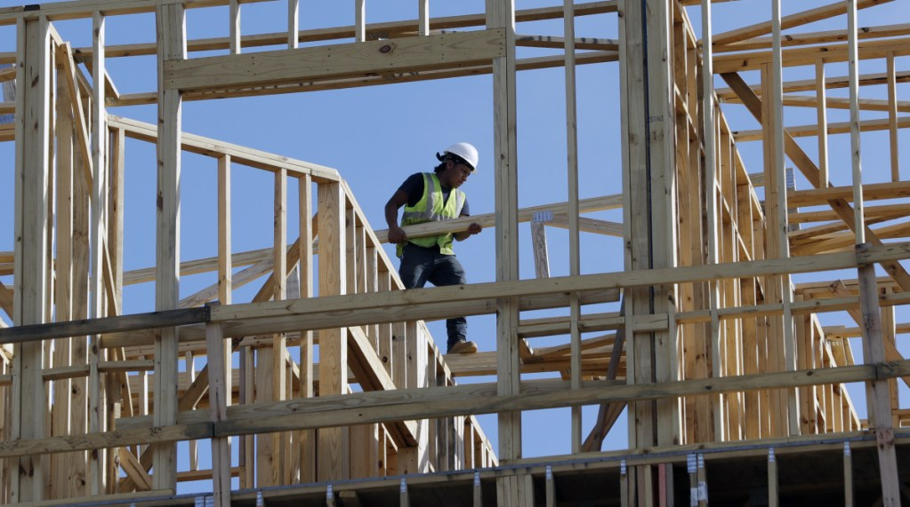 Home construction contributed to consumer spending in the last quarter of 2017.