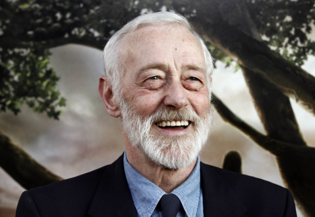"""Actor John Mahoney arrives July 26, 2010. at the premiere of """"Flipped"""" in Los Angeles. Mahoney's longtime manager, Paul Martino, said Mahoney died Sunday in Chicago after a brief hospitalization. The cause of death was not immediately announced. He was 77."""