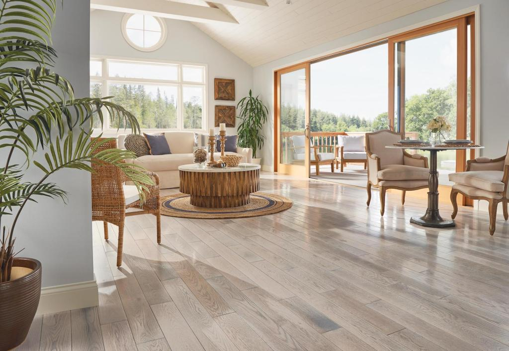 Earth tones are an all-around home design trend for 2018.