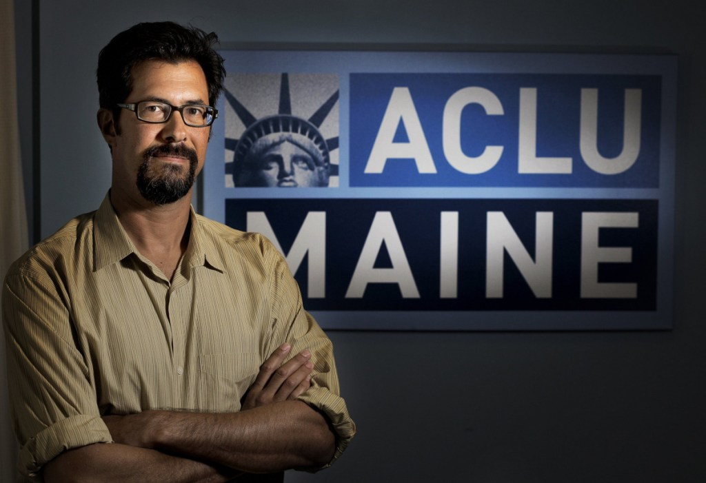 """Zachary Heiden, legal director at the ACLU of Maine, said, """"We've helped defend this law four times already, and we hope to do so again."""""""
