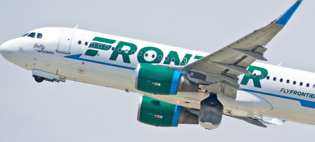 Frontier Airlines offers low fares, but adds fees for things such as seat selection, carry-ons and checked luggage.