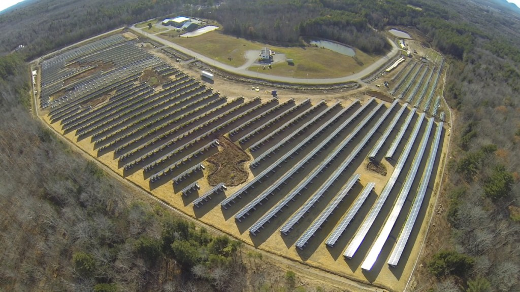 The Madison Electric Works solar array, comprised of 26,000 panels spread over 20 acres and producing nearly 5 megawatts to power 700 homes, was the largest solar array in the state when it went fully operational in October 2017. Projects planned for Fairfield and Clinton are expected to produce 20 megawatts of power and will be built on hundreds of acres.