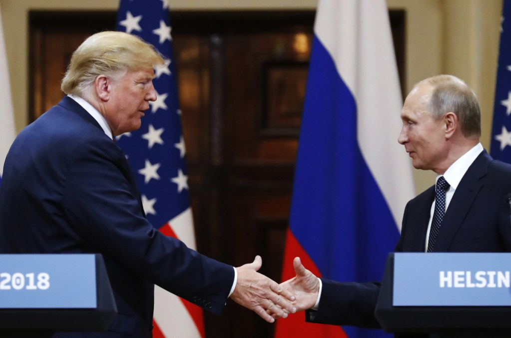 Military officials can only speculate on how President Trump's summit with Putin could impact the U.S. and its military.