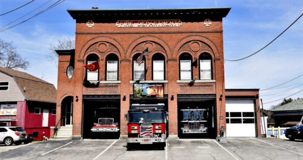 The century-old Skowhegan Fire Department building is believed to be the oldest functioning fire station in the state. Selectmen voted to put an $8.5 million bond question on the November ballot to pay for a public safety building on more than 11 acres of land on Dunlop Lane, a location that has drawn criticism.