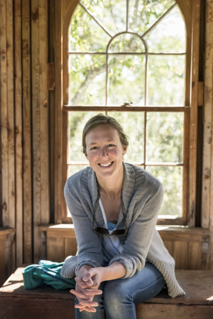 For her sociology research, Kate Olson of Freeport interviewed Maine people working in natural resources about how environmental change affects them.