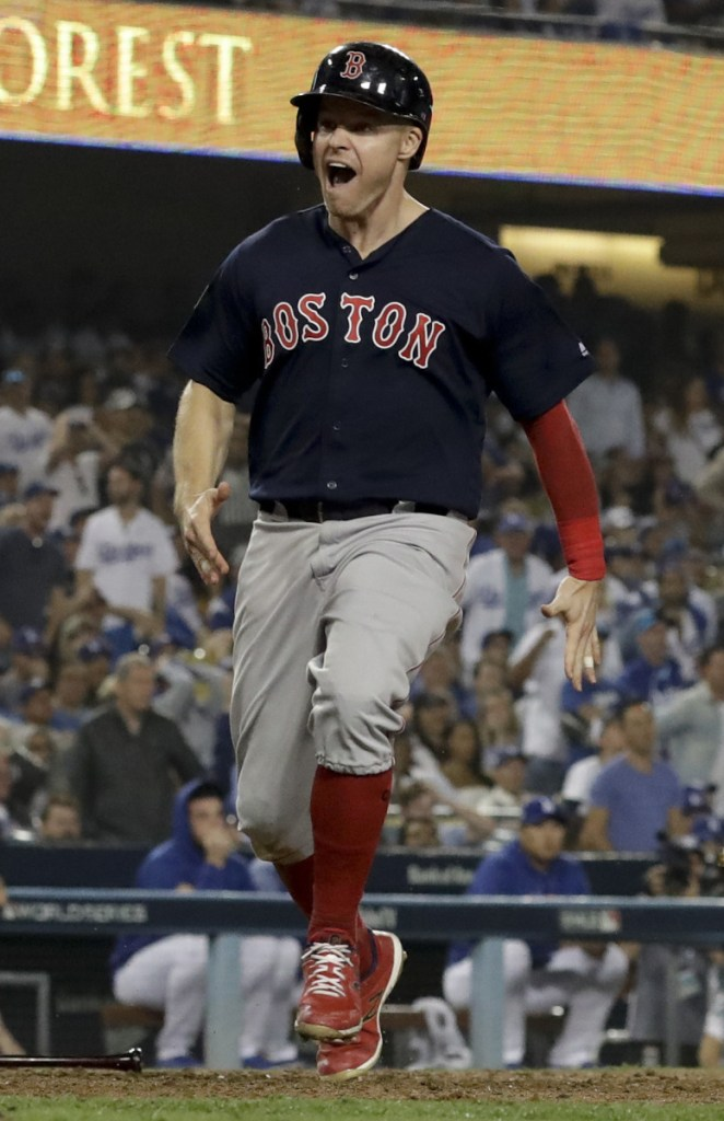 Brock Holt came to Boston in 2012, and in the 2018 ALCS became the first player to hit for the cycle in postseason.