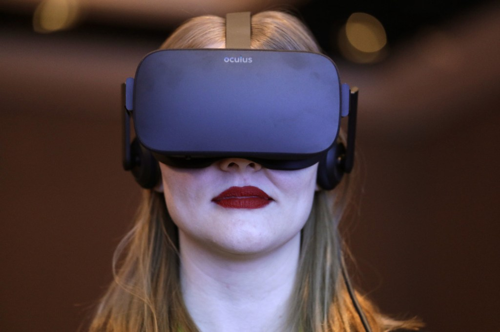 """Virtual reality has been set back by expensive equipment, glitchy software and a lack of interesting games, though proponents say it has potential. """"The industry as a whole did overhype it,"""" Gartner research analyst Tuong Nguyen says."""