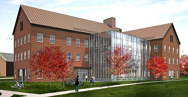 The Davis Science Center, located at Colby College in Waterville, houses a behavioral neuroscience research suite, among other assets. Colby College has received a $5 million donation to support student biomedical research from trustee and alumnus David Pulver and his wife, Carol. The donation will fund the Pulver Science Scholars Program.