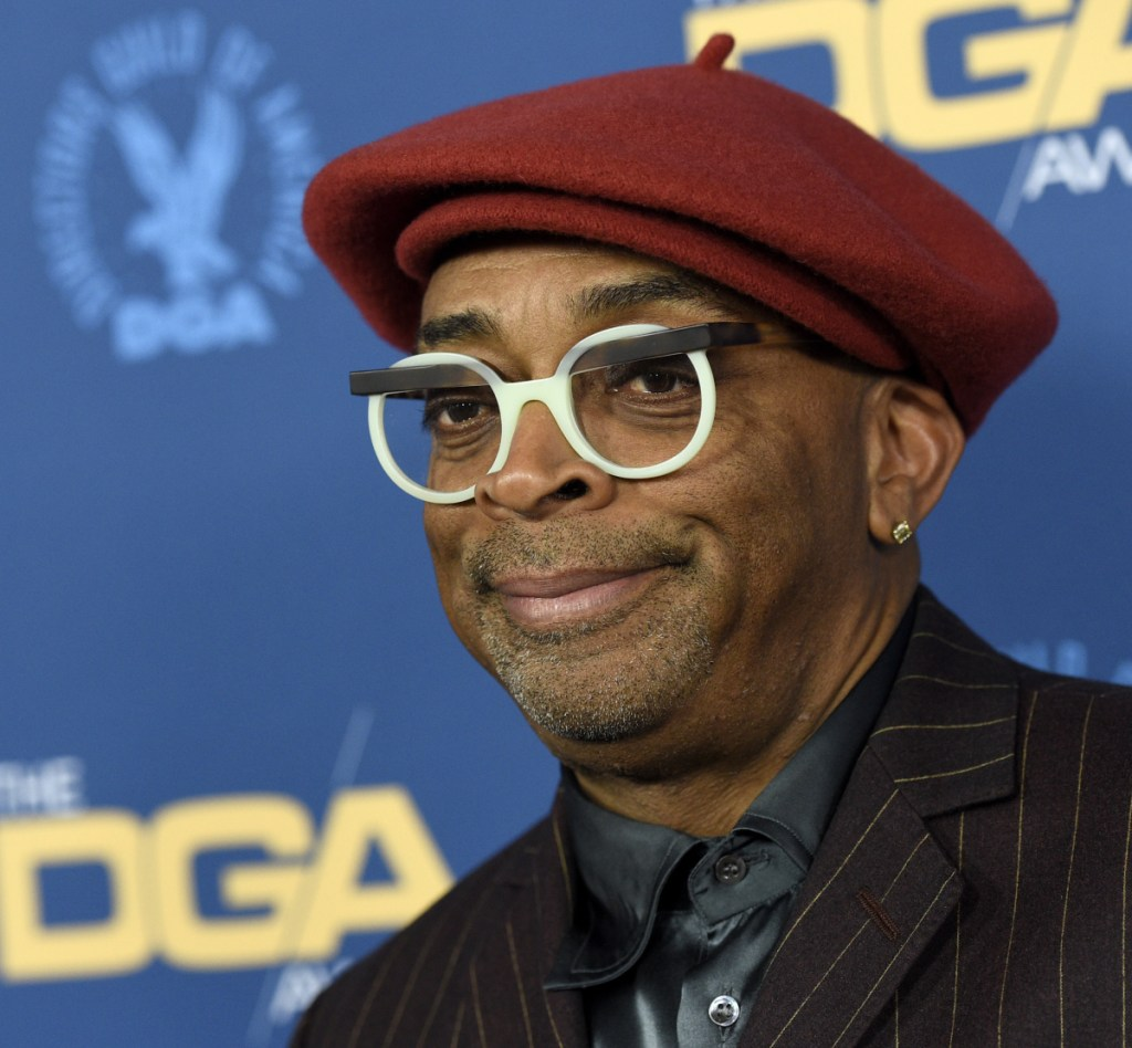 "Reacting to offensive designs using blackface, director Spike Lee advised a pair of Italian fashion houses to ""wake up."""