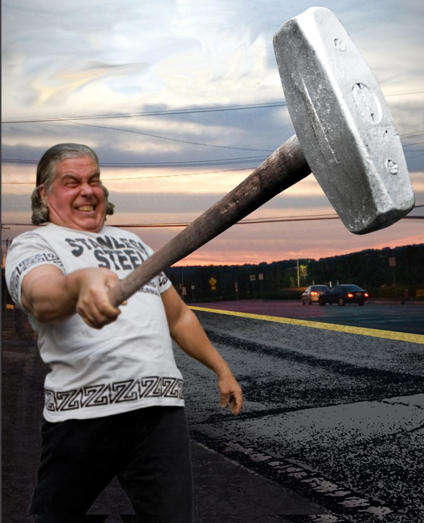 """Stanley Pleskun is the focus of the film """"Strongman,"""" showing Friday at the Portland Museum of Art."""