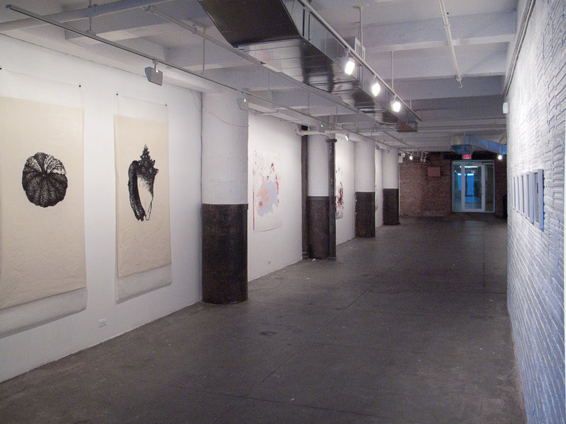 """The Coleman Burke Gallery in New York, opened a year ago by John Bisbee and Mark Wethli at 638 W. 28th St., is now showing """"New Drawings"""" by Andrea Sulzer."""
