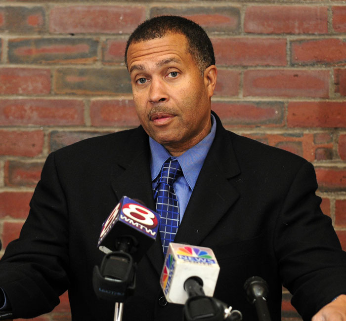 """Police Chief James Craig: """"Crack cocaine will destroy this community if we don't stay ahead of it."""""""