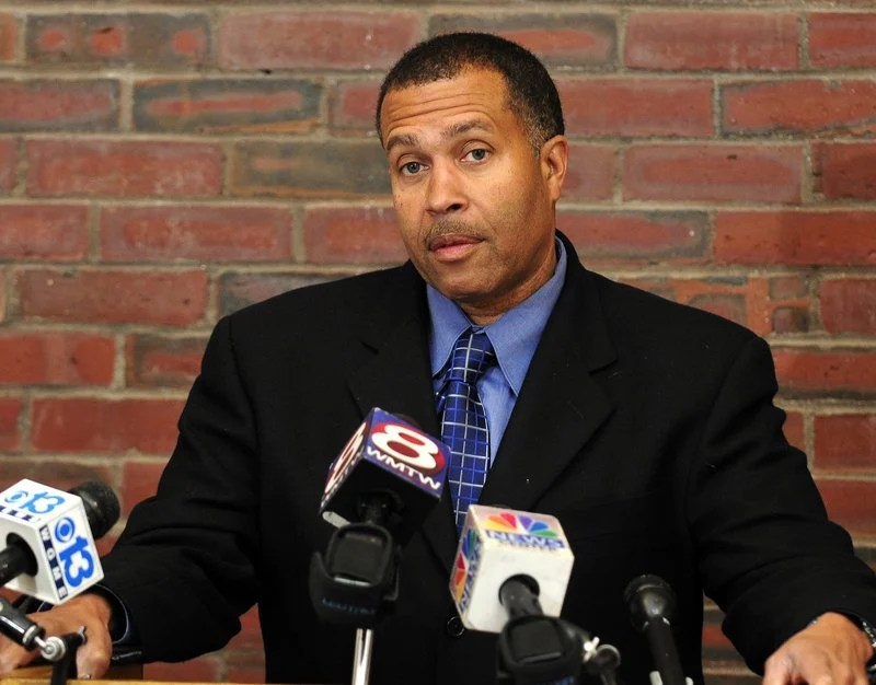 Portland Police Chief James Craig, shown at a news conference in May.