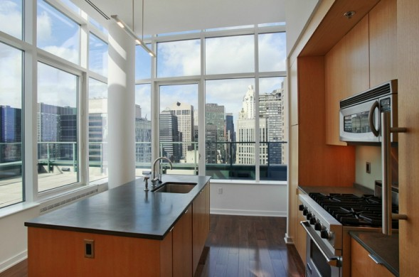This New York City penthouse is up for sale, for $7.9 million.