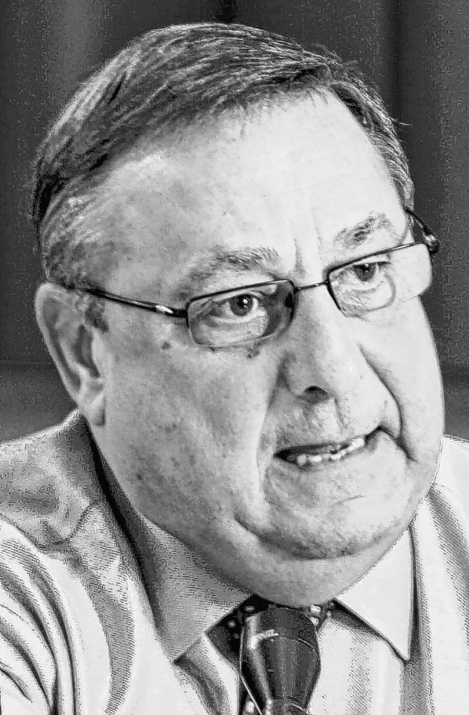 """If anything, Gov. LePage needs a nanny, someone who will teach him cultural competency."""