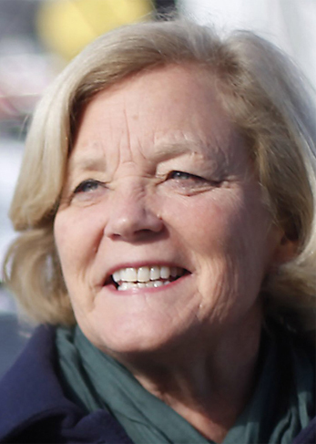 "U.S. Rep. Chellie Pingree: ""Three way races are always really tricky."""